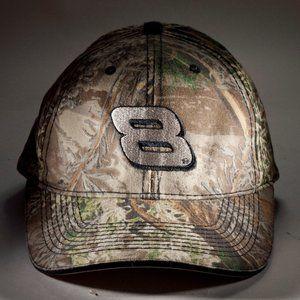 NASCAR Realtree Camouflage Earnhardt Racing Hat